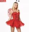 Womens Love Bug Costume LA 83112