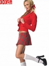 Womens Private Schoolgirl Costume LA 83135