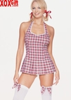 Naughty School Girl Costume LA 8980