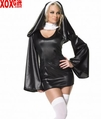 Womens Nuns Habit Costume LA 83127