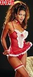 French Maid Baby Doll Fantasy Costume  R-96268