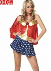 Womens Hero Girl Costume LA 83063
