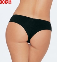 Lycra Low Rise Tanga Shorts LA 2908