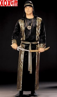 Sultan Royal Prince Mens Costume 7277