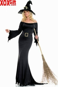 Cauldron Witch Costume LA 83245