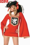 The Queen's Guard Costume LA 83174