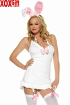 White Bunny Costume LA 83257