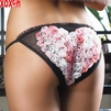 Panty With Heart Shaped Roses On The Rear! LA 2999