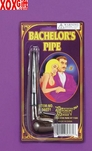 Hugh Hef Style Bachelor's Smoking Pipe Plastic Costume Prop FN56031