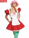Womens Country Girl Costume LA 83115