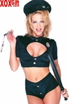 Police Woman Adult Costume  7107