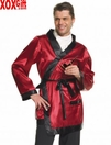 "Hugh Hefner Style Men's ""Hef"" Playboy Bachelor Costume LA 83118"