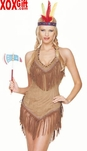 Indian Girl Costume LA 83008