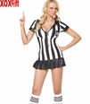 Womens Referee Game Official Costume LA 83067