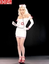 Hot & Sexy Night Nurse Costume! R-96832