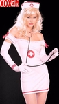 Sexy Night Nurse Costume! R 6832