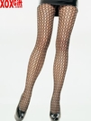 Lycra Spandex Crochet Pantyhose.  Womens Panty Hose With A Wild Look LA 9007