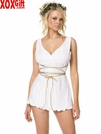 Womens Greek Goddess Costume LA 83068