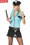 Womens Officer Frisk Me Costume LA 83134