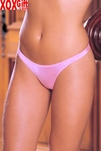 Women's Spandex Thongs In 12 Pack Of Assorted Colors R-96001-2