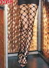 Sexy Crocheted Net Pantyhose LA 7108