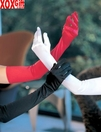 Super Sensual Long Stretch Satin Gloves R 219