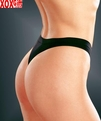 Microfiber Womens Seamless Thong Panties  123
