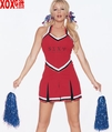 School Cheerleader Girl Spirit Dress Costume LA 8893
