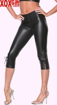 Leather Capri Pants AL 16-100