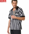 Mens Referee Costume Kit LA 83097