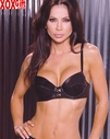 Womens Leather Bra!  Brassiere Has Underwire For Maximum Bust & Breast Support! EM L5121