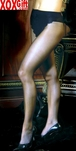 Womens French Cut Support Pantyhose EM 1715