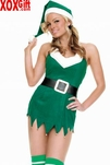 Christmas Elf Costume LA 83254