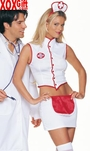 Naughty Nurse Uniform LA 8873