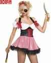 Womens Pirate Wench Costume LA 83088