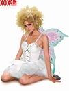 Winter Fairy Costume LA 83252