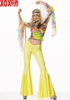 Womens Hippie Costume LA 83109