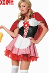 Lil Red Riding Hood Costume LA 83220