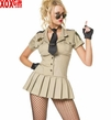 Plus Size Sheriff Costume LA 83113X