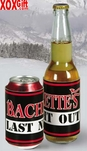 Bachelorettes Last Night Out Party Novelty PA55956-RED
