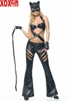 Womens Bad Kitty Costume LA 83060