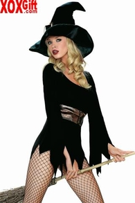 Witchy-Poo Costume LA 83244