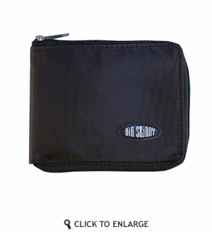 Zippered Bifold