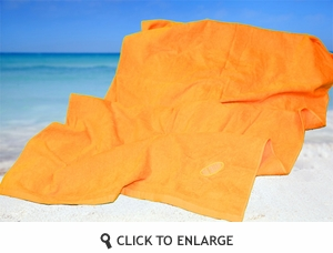 Big Skinny Beach Towel