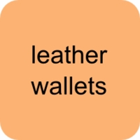 Leather Wallet Selection