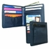 World Bifold Wallet with Zippered Pocket