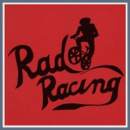 Rad Racing T Shirt BMX Bike racing Vintage 80's Bicycle Tee
