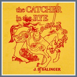 Catcher In The Rye T Shirt JD Salinger Vintage Tee
