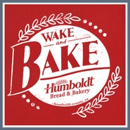 Wake and Bake T Shirt Marijuana Tees Pot Tee Shirts