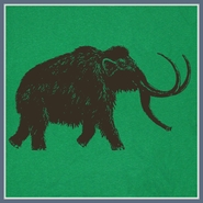 Big Wooly Mammoth T Shirt Elephant Tee